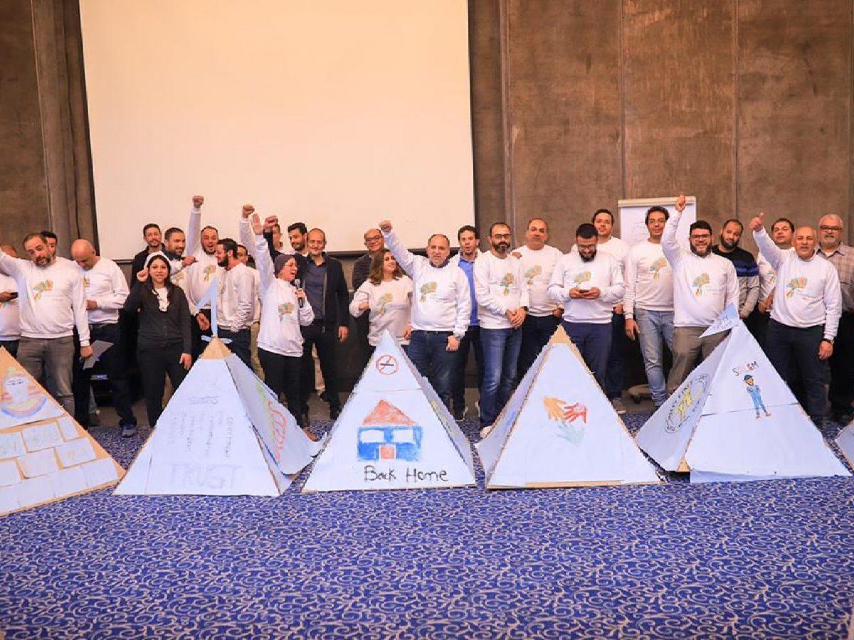 Air Liquide Team Building